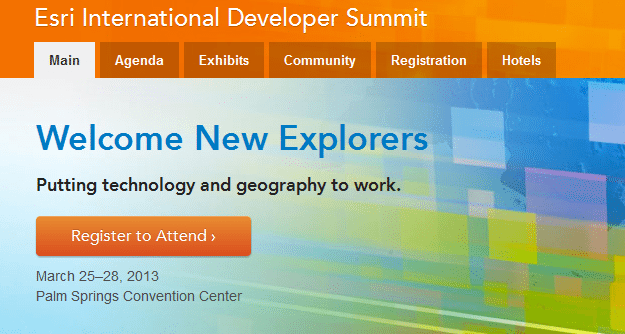 Reflections on the Esri Partner and Developer Conferences 2013