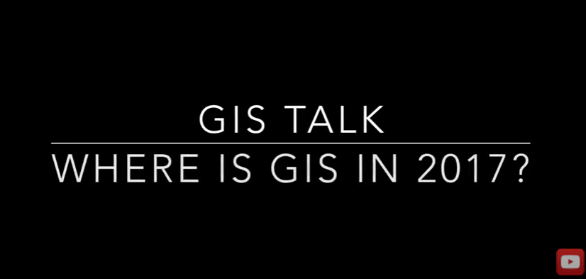 Where is GIS in 2017